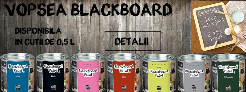 Vopsea Blackboard