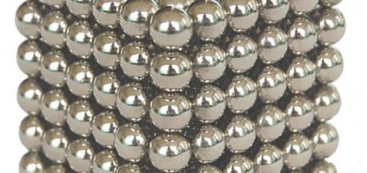 Set sfere magnetice neocube 216