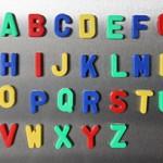Literele si cifrele magnetice te pot surpinde ca mesaj si sunt bucuria copiilor !