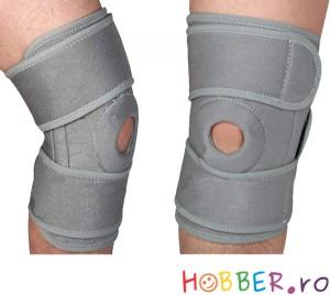 Suport genunchi din neopren cu magneti