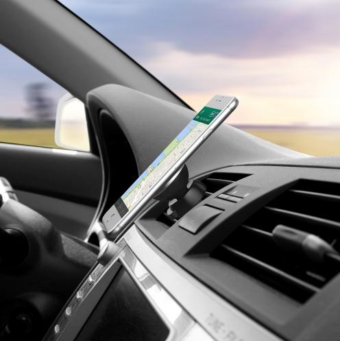 suport magnetic auto pentru telefon