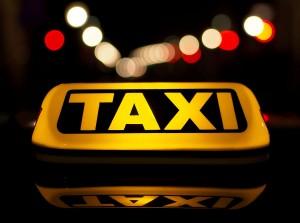 Banda magnetica tip sah pentru taxi