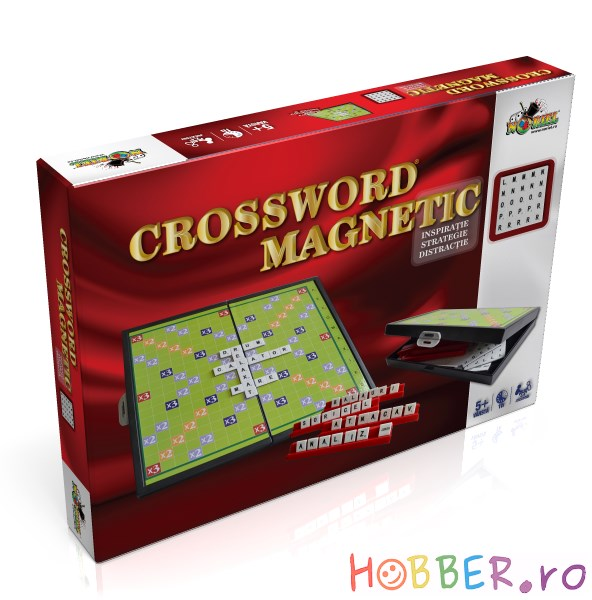 Crossword magnetic