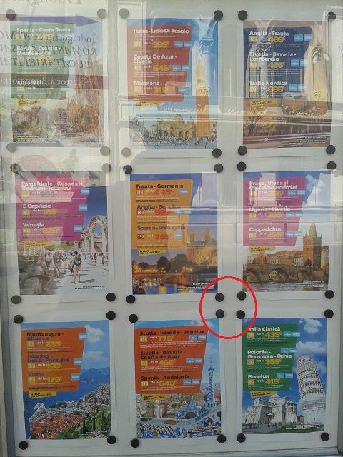 Magnet turism
