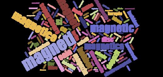 Nor de cuvinte despre magneti - proprietati si utilizari