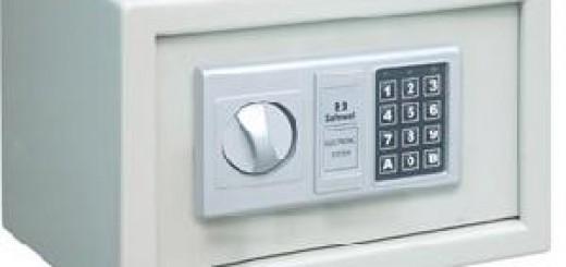 Un seif ieftin poate fi deschis cu un magnet neodymium