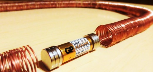 Proiect cu magneti, usor de realizat
