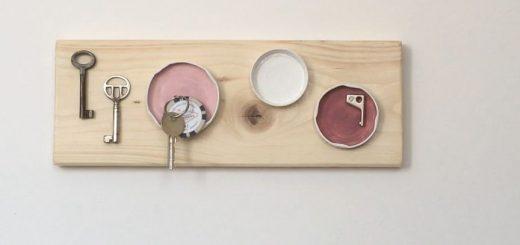 Suport cu magneți pentru chei