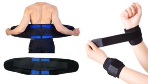 Centuri cu magneti si turmalina - reduce durerile
