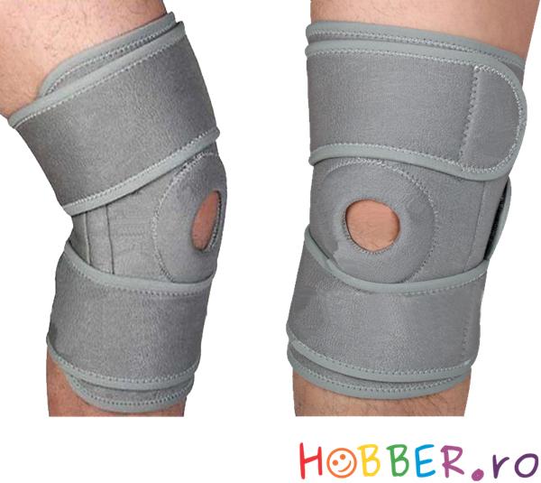 Genunchii nu mai dor cu genuncherele magnetice