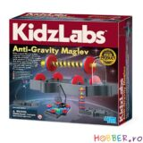 4M KidzLabs: Kit educational levitatie experimentala