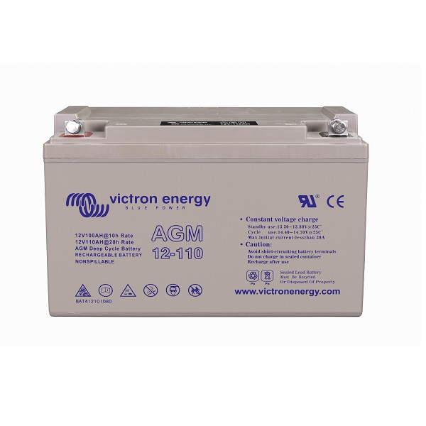AGM Batteries 12V-110Ah