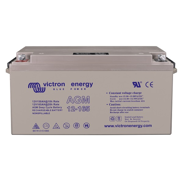 AGM Batteries 12V-165Ah