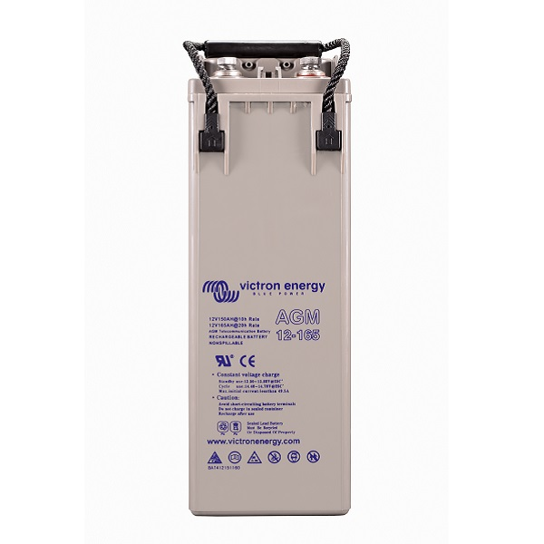 AGM Telecom Batteries 12V-165Ah
