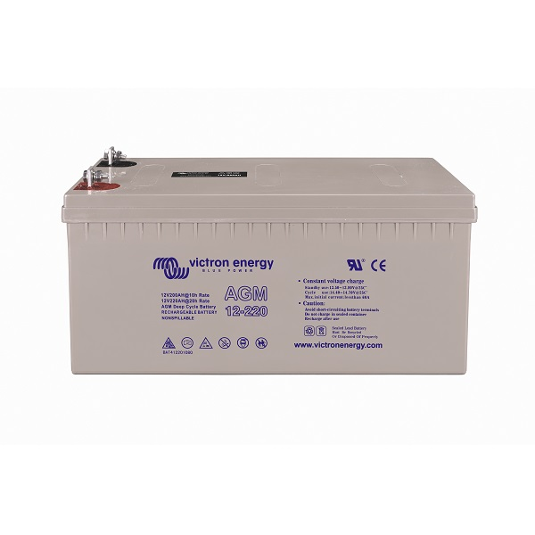 AGM Batteries 12V-220Ah