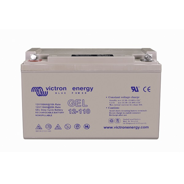 Gel Batteries 12V-110Ah