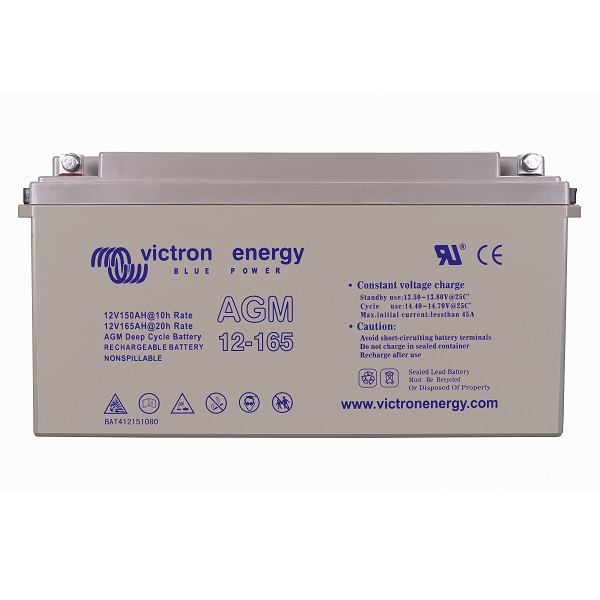 Gel Batteries 12V-165Ah