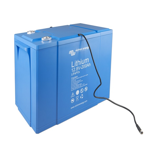LiFePO4 Battery 12.8V-200Ah BMS Series