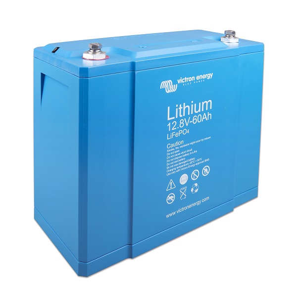 LiFePO4 Battery 12.8V-60Ah BMS Series