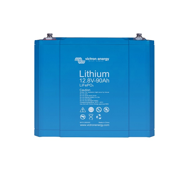 LiFePO4 Battery 12.8V-90Ah BMS Series