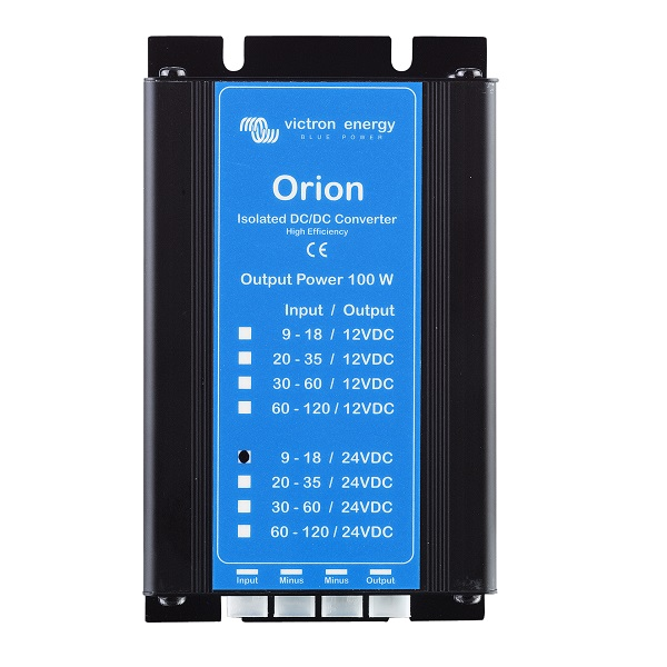 Convertor DC-DC Orion 12/12-8,3A (100W)
