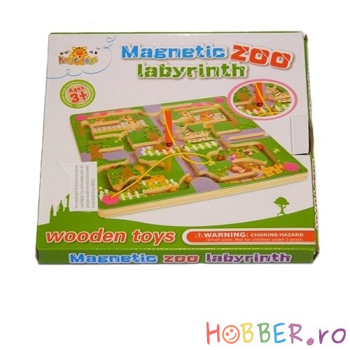 Labirint magnetic - Zoo