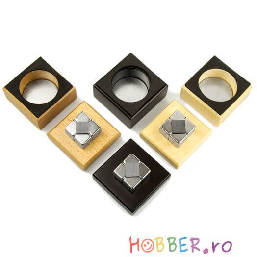 Set magnetic levitatie (pin)
