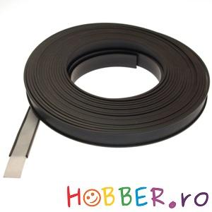 Etichetă magnetică cu lățime de 60 mm