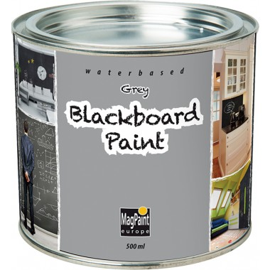 Blackboard Paint Grey 0.5 L Chalk Board - Gri